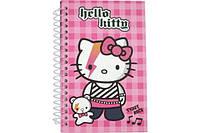 "Блокнот  А5 ""Hello Kitty"", 80 листов, TM Kite, HK13-221K"