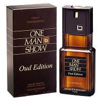 Мужская туалетная вода Jacques Bogart One Man Show Oud Edition (Жак Богарт Ван Мэн Шоу Оуд Эдишен)