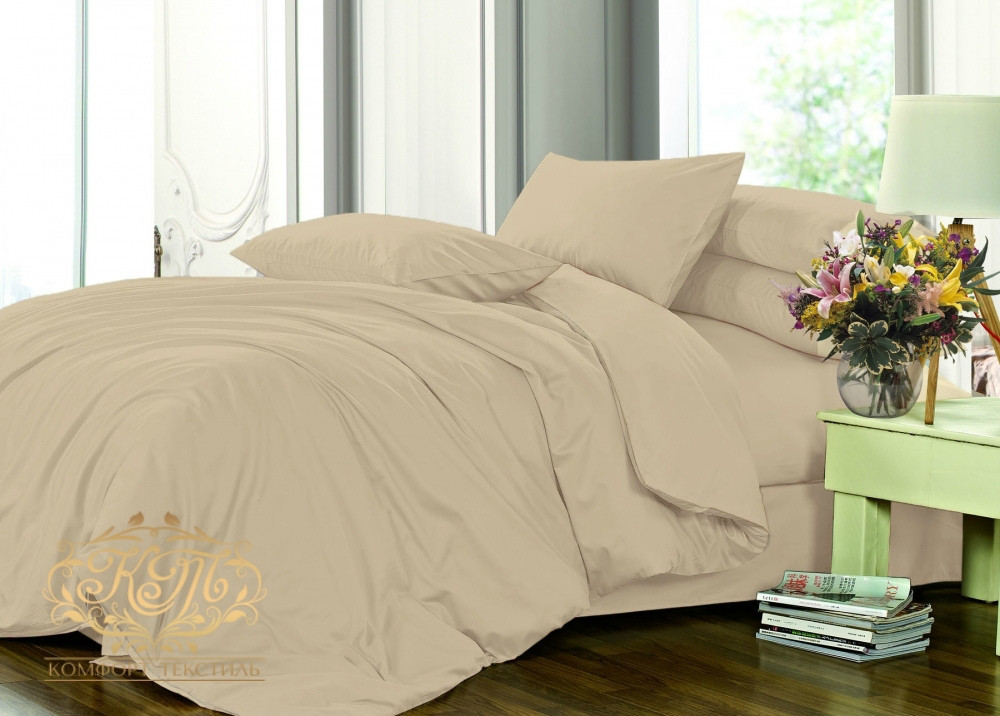 Семейный комплект постельного белья WISPER PINK