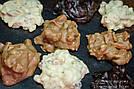 """Шоколадные конфеты ручной работы """"Ореховое наслаждение"""" в белом шоколаде, 1 шт, 15 г., фото 5"""