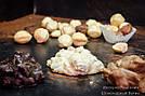 """Шоколадные конфеты ручной работы """"Ореховое наслаждение"""" в белом шоколаде, 1 шт, 15 г., фото 3"""