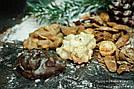 """Шоколадные конфеты ручной работы """"Ореховое наслаждение"""" в белом шоколаде, 1 шт, 15 г., фото 4"""