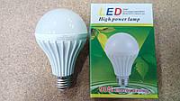 Лампа светодиодная 6W, E27, 6000K