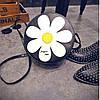 Маленькая женская сумочка Ромашка, фото 3