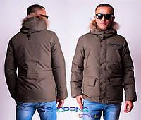Мужская зимняя куртка-пуховик ,Размеры - М-46, Л-48, ХЛ-50, ХХЛ-52