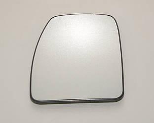 Скло дзеркала (L, ліве) без підігріву на Renault Master II 2004->2010 Transporterparts (Франція) - 03.0065