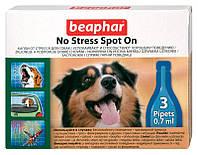 Капли от стресса для собак Beaphar No Stress Spot On