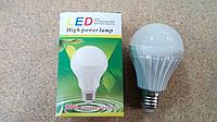 Лампа светодиодная 4W, E27, 6000K