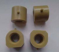 Втулки стабилизатора Ваз 2101-2107 (к-кт 4 шт)  полиуретановые упакованые
