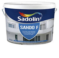 Фасадная краска Садолин Сандо Ф SADOLIN SANDO F