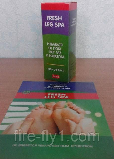 Спрей от грибка и потливости ног Fresh Leg Spa (Флеш Лег Спа) - Fire-fly1 в Ирпене
