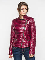 Приталені демісезонна куртка-косуха, на синтепоні 9096/1, фото 1