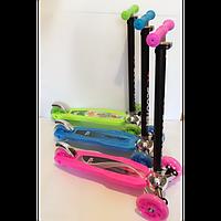 Самокат Scooter Sport Exquisite. От 4 лет, нагрузка до 75 кг!