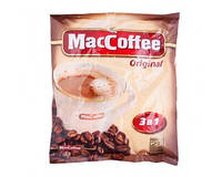 Растворимый кофе 3 в 1 Maccoffee Original 25 пакетиков