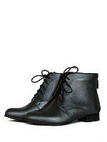 Серебристые ботинки, фото 1