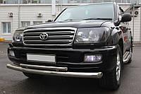 Кенгурятник низкий Toyota Land Cruiser 100