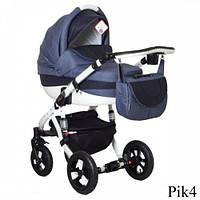 Детская универсальная коляска 2 в 1 Adamex Avila pik 4