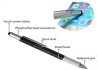 Стилус-ручка-отвертка-линейка-уровень