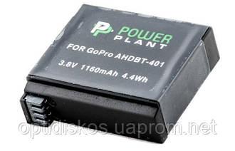 Аккумулятор PowerPlant GoPro Hero4 AHDBT-401 Li-Ion