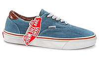 Женские кеды Vans Era 59 (light blue) - 38z