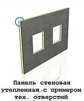 Панели стеновые утепленные ГПС-5