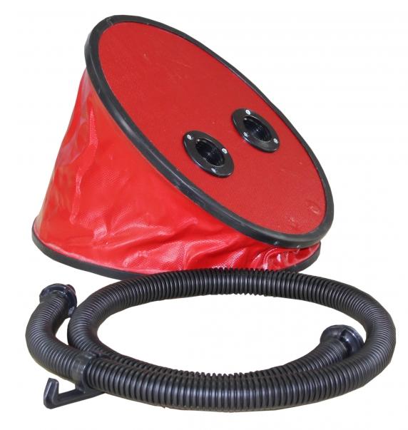 Ножной насос для надувной лодки пвх лн