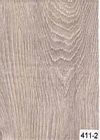 AlexWood Ламинат ПВХ 411-2-7 (с фаской) (1380х190х8 мм) 32 кл., 2.1 м.Кв./уп