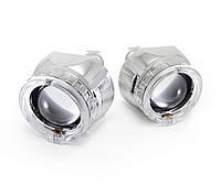 Линзы биксеноновые Infolight G5 Super тип3 LED (с АГ) (пара)