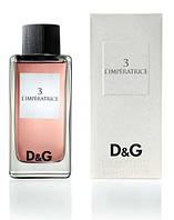 Dolce&Gabbana L'Imperatrice 3, 100 ml