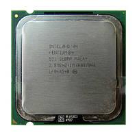Процессор Intel PENTIUM 521 2.8GHz LGA775