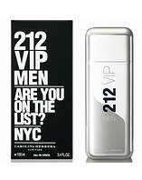 Carolina Herrera 212 VIP Men, 100 ml