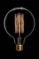 Старинные лампы накаливания Эдисона Fancy Lighting [форма: круглая (G80)]