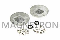 Опора барабана (2шт) и комплект крепления для вертикальных стиральных машин Whirlpool 481252088117 (код:14048)