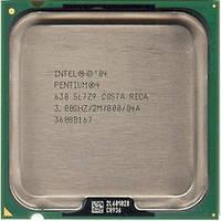 Процессор Intel PENTIUM 630 3.0GHz LGA775