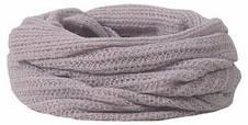 Теплый вязанный женский шарфик снуд  от Loman Польша, фото 2