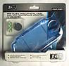 Чехол корпус пластиковый и джойстик PSP 1000 Fat,Crystal Case and Ufo Controller