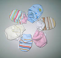 Царапки для новорожденных байка ТМ Татошка