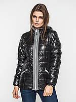 Молодежная спортивная куртка на синтепоне 8099