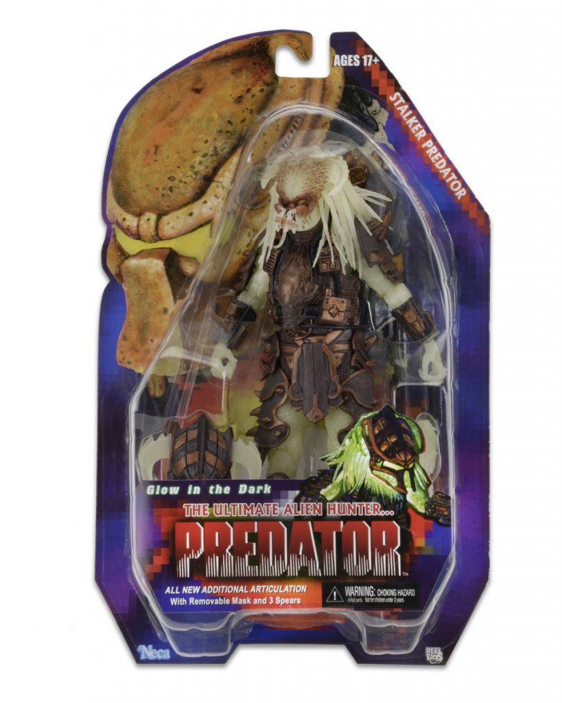 """Фигурка Хищник """"Сталкер""""  -  Stalker Predator, Neca, Predator, Series 16"""