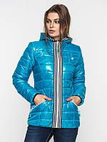 Молодежная спортивная куртка на синтепоне 9099