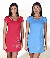 Домашняя одежда женская_Платья женские трикотажные_Платье для женщины 49 В/54/ в наличии 54 р., также есть: 54, Роксана_ЦС
