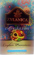 Чай черный Zylanica Тропические фрукты FBOP 100 г.