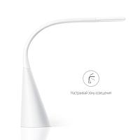 Лампа настольная светодиодная MAXUS Desk Lamp 5W White (DL4-5W-WT)