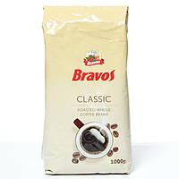 Кофе зерновой Bravos Classic 1 кг