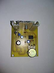 Плата регулировки подачи  скорости с фильтрующим конденсатором