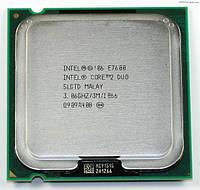Процессор Intel Core2Duo E7600 3.06GHz LGA775
