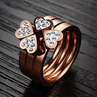 Тройное кольцо Клевер