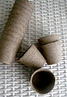 Торфяные горшки для выращивания рассады 6*6 см, Jiffy, Дания, круглые
