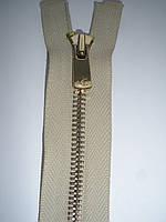 Молния металлическая разъемная  30см, тип 5 YKK EXCELLA® , 1 бегунок