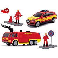 Игровой набор Dickie Toys Пожарная команда 3714003